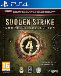Sudden Strike 4 Complete Collection Русская версия (PS4)
