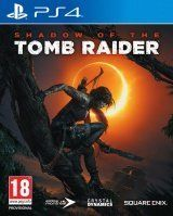 Shadow of the Tomb Raider Русская версия (PS4)