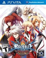 Игра BlazBlue: Chrono Phantasma Extend (PS Vita) для Sony PlayStation Vita