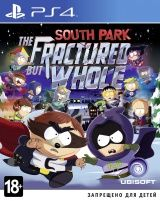 Купить Игру South Park: The Fractured but Whole. Русская Версия (PS4) на Playstation 4 диск