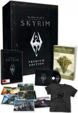 Купить Игру The Elder Scrolls 5 (V): Skyrim Premium Edition с поддержкой kinect (Xbox 360) на Microsoft Xbox 360 диск