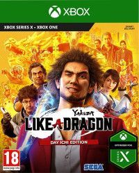 Yakuza: Like a Dragon Day Ichi Steelbook Edition (Xbox One/Series X)