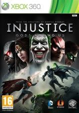 Injustice: Gods Among Us Русская Версия (Xbox 360)