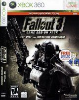 Купить Игру Fallout 3 Game Add-On Pack: The Pitt and Operation Anchorage (Xbox 360/Xbox One) на Microsoft Xbox 360 диск
