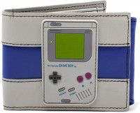 Кошелек Difuzed: Nintendo: Gameboy Rubber Badge Bifold Wallet