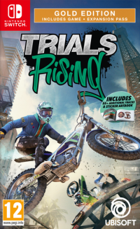 Купить игру Trials Rising. Gold Edition (Switch) диск
