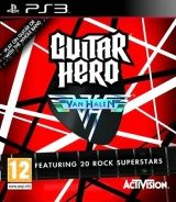 Купить игру Guitar Hero: Van Halen (PS3) на Playstation 3 диск