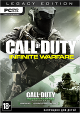 Купить Call of Duty: Infinite Warfare Legacy Edition Русская Версия Box (PC)