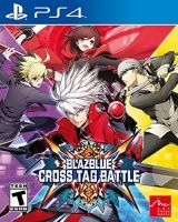 Купить Игру BlazBlue: Cross Tag Battle (PS4) на Playstation 4 диск