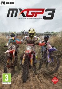 MXGP 3: The Official Motocross Video Game Box (PC)