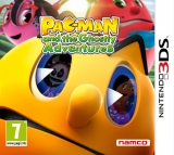 Купить игру Pac-Man and the Ghostly Adventures (Nintendo 3DS) на 3DS