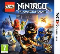 Купить игру LEGO Ninjago: Shadow of Ronin (Nintendo 3DS) на 3DS