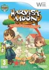 Купить игру Harvest Moon: Tree of Tranquility (Wii/WiiU) на Nintendo Wii диск