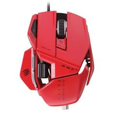 Мышь проводная Mad Catz R.A.T.5 Gaming Mouse (Red) (PC)