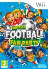 Игра Fantastic Football Fan Party для Nintendo Wii