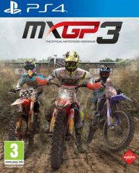 Купить Игру MXGP 3 : The Official Motocross Videogame (PS4) на Playstation 4 диск