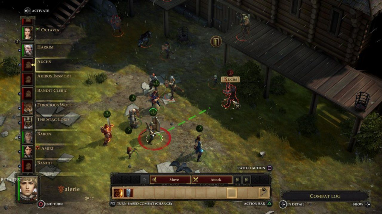 Pathfinder: Kingmaker Definitive Edition Русская Версия (PS4)