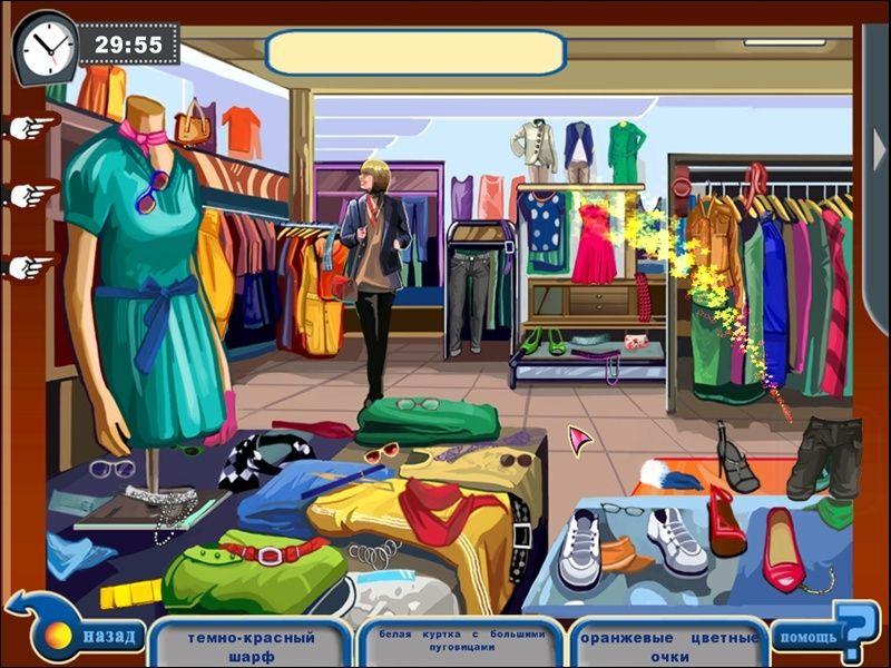 Бесплатные Игры Для Девочек Магазин Одежды