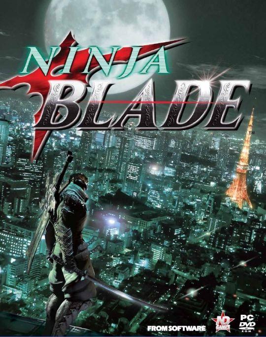 скачать игру ninja blade через торрент на pc на русском