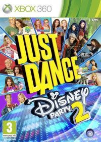 Just Dance. Disney Party 2 (Только для MS Kinect) (Xbox 360) USED Б/У