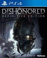 Купить Игру Dishonored: Definitive Edition Русская Версия (PS4) USED Б/У на Playstation 4 диск