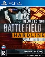Battlefield: Hardline Deluxe Edition Русская Версия (PS4)