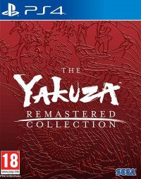 Игра Yakuza Remastered Collection (PS4) Playstation 4