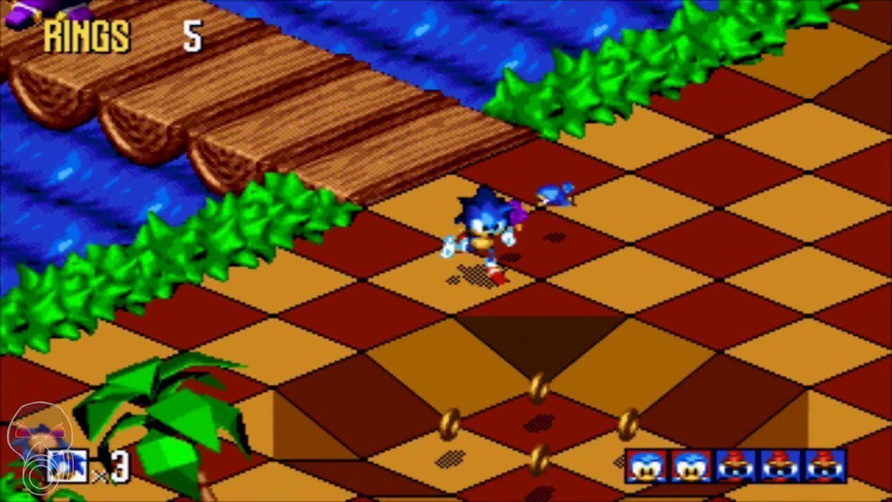 Сборник игр 8 в 1 RU-12801 SONIC 3D BLAST / S.MARIO BROS / BUBSY / TAZ FROM MARS / SPOT TO HOLLYWOOD Русская Версия (16 bit)