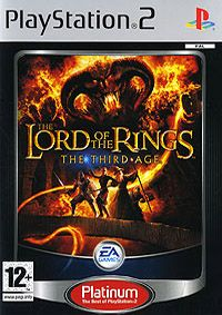 Купить Игру The Lord of the Rings: The Third Age (PS2) USED Б/У для Sony PS2 диск