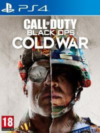 Игра Call of Duty: Black Ops Cold War (PS4/PS5) Playstation 4