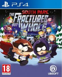 Купить Игру South Park: The Fractured but Whole (PS4) на Playstation 4 диск