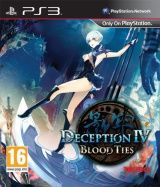 Deception 4 (IV): Blood Ties (PS3)