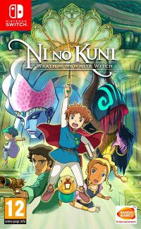 Ni no Kuni: Wrath of the White Witch (Гнев Белой ведьмы) (Switch)