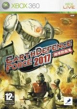 Игра Earth Defence Force 2017 для Xbox 360