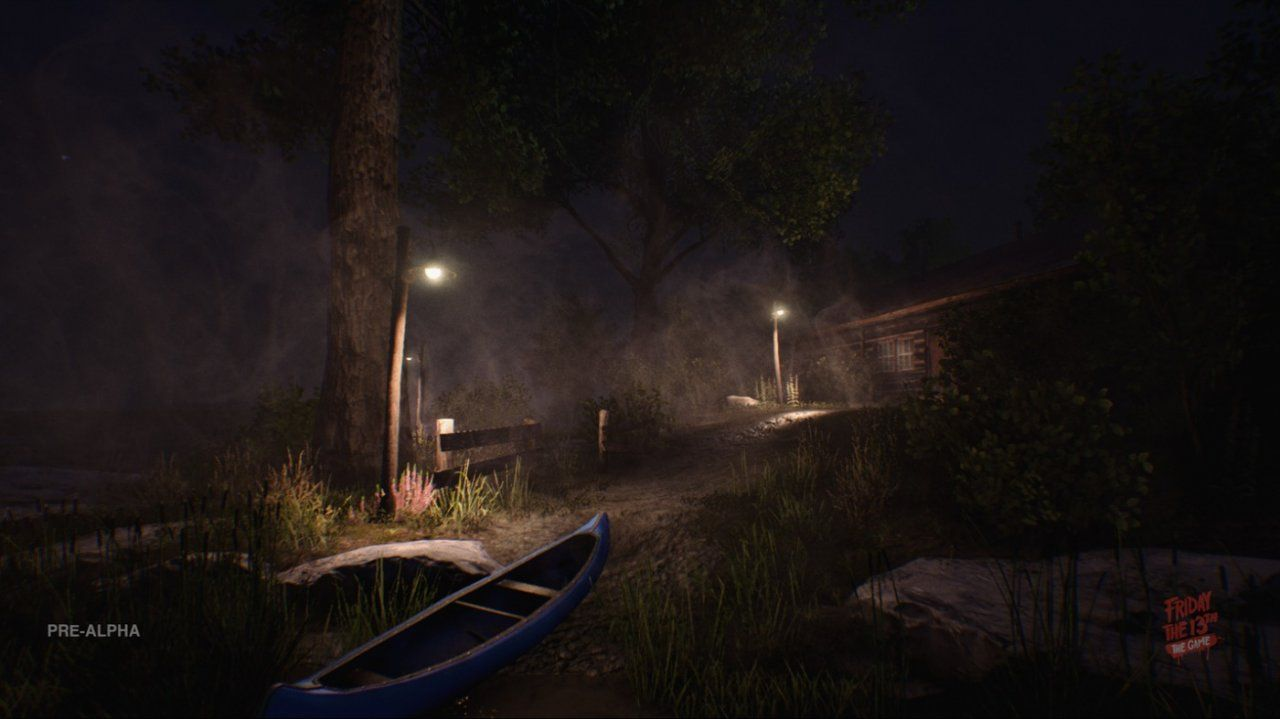 Friday the 13th: The Game Ultimate Slasher Edition Русская Версия (Switch)