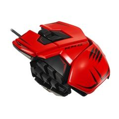 Мышь проводная Mad Catz M.M.O.TE Gaming Mouse (Red) (PC)