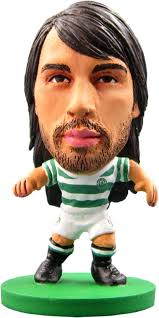 Фигурка футболиста Soccerstarz - Celtic Georgios Samaras - Home Kit (76519) Фигурки Soccerstarz