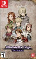 Купить игру Mercenaries Saga Chronicles (Switch) диск