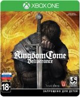 Kingdom Come: Deliverance Издание Steelbook Русская Версия (Xbox One)