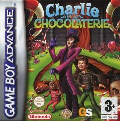 Charlie and the Chocolate Factory Русская Версия (GBA)