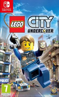 Купить игру LEGO City: Undercover (Switch) диск