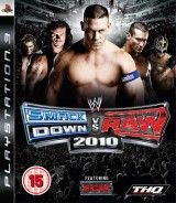 Игра WWE SmackDown vs. Raw 2010 для PS3
