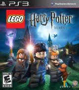 Купить игру LEGO Гарри Поттер: годы 1-4 (Harry Potter Years 1-4) (PS3) USED Б/У для Sony Playstation 3