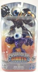 Skylanders Giants: Интерактивная фигурка Metallic Purple Eye-Brawl