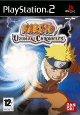 Купить Игру Naruto Uzumaki Chronicles  (PS2) для Sony PS2 диск