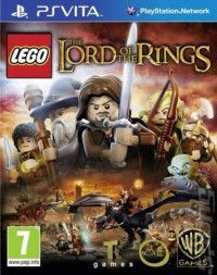 LEGO Властелин Колец (The Lord of the Rings) (PS Vita)