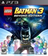 Купить игру LEGO Batman 3: Beyond Gotham (Лего Бэтман 3: Покидая Готэм) (PS3) на Playstation 3 диск