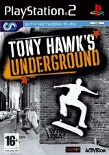 Купить Игру Tony Hawk's Underground (PS2) для Sony PS2 диск