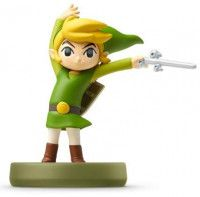 Amiibo: Интерактивная фигурка Мульт Линк (Toon Link) (The Wind Waker) (The Legend of Zelda Collection) от Nintendo Switch