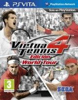 Игра Virtua Tennis 4: World Tour Edition (PS Vita) для Sony PlayStation Vita